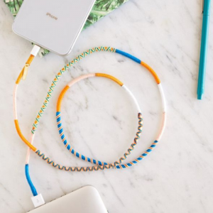 Urban Outfitters Le Pom Pom Becky Lightning Cable