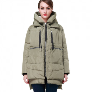 Amazon Orolay Thickened Down Jacket