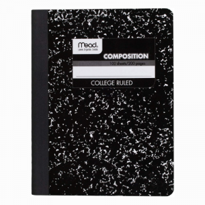 Mead Composition Best Work Notebooks